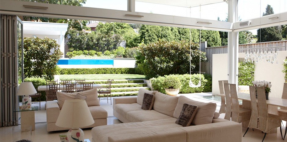 Beautiful spaces inside and out award winning interior for Award winning interior design